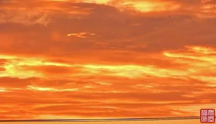 美しく燃える空【sunset】.jpg